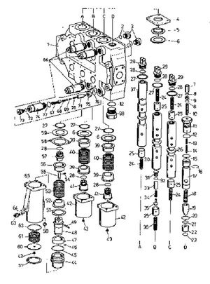 Принцип работы, причины поломки и ремонт компрессора МТЗ.